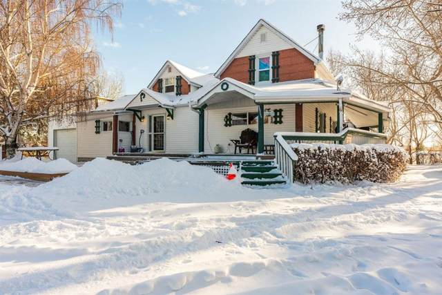 338154 144 Street E, Rural Foothills County, AB T0L 1B0 (#A1048169) :: Redline Real Estate Group Inc