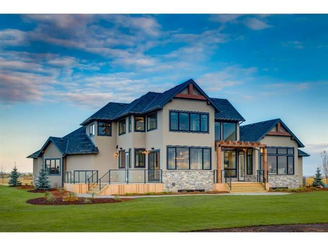 523 Green Haven View, Rural Foothills County, AB T1S 0R3 (#A1048197) :: The Cliff Stevenson Group