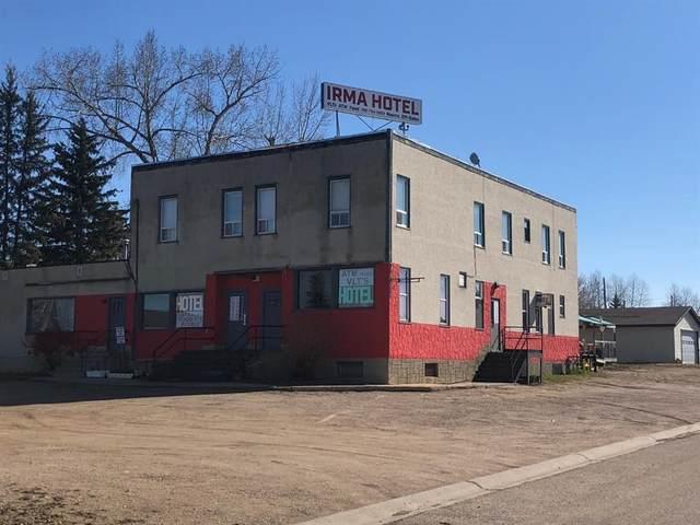 5007 49 Street, Irma, AB T0B 2H0 (#A1048213) :: Calgary Homefinders