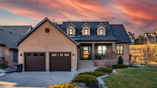 143 Clearwater Run SW, Rural Rocky View County, AB T3Z 3T9 (#A1048225) :: Redline Real Estate Group Inc