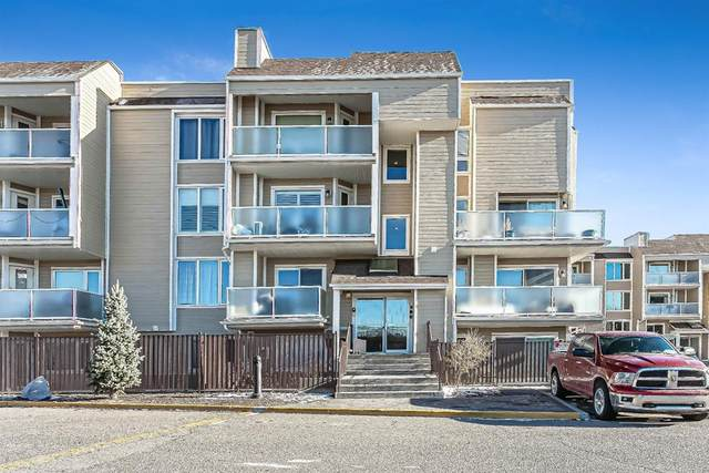 3727 42 Street NW #106, Calgary, AB T3A 2M8 (#A1048268) :: Redline Real Estate Group Inc