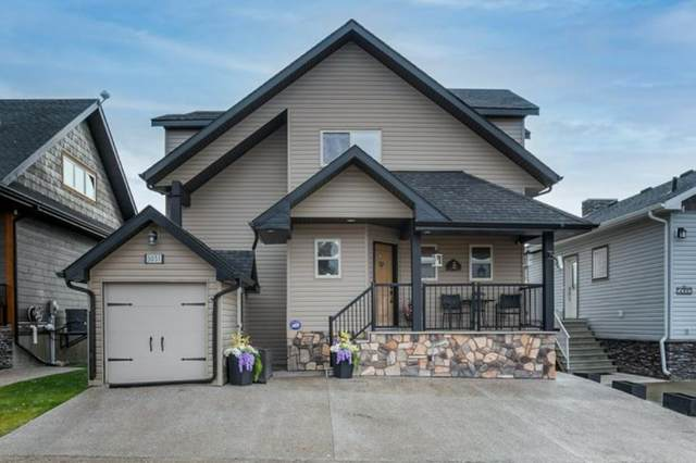 5031 - 25054 South Pine Lake Road, Rural Red Deer County, AB T0M 1R0 (#A1048334) :: The Cliff Stevenson Group