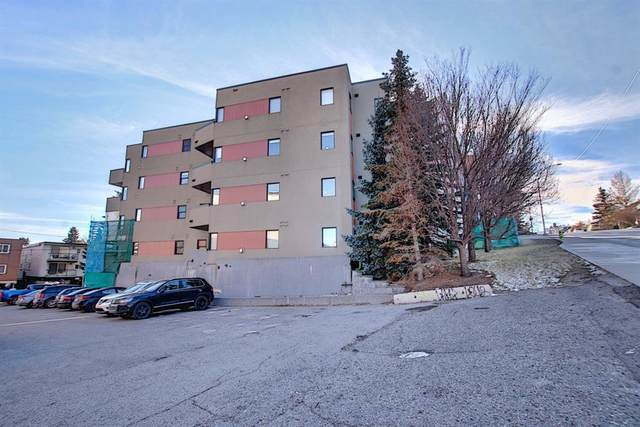 1818 14 Street SW #102, Calgary, AB T2T 3S9 (#A1048375) :: Redline Real Estate Group Inc