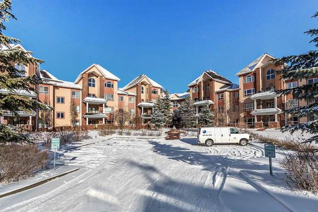 30 Sierra Morena Landing SW #233, Calgary, AB T3H 5H2 (#A1048422) :: Western Elite Real Estate Group