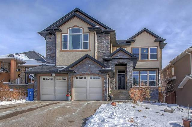 126 Aspen Stone Road SW, Calgary, AB T3H 5Y7 (#A1048425) :: Redline Real Estate Group Inc