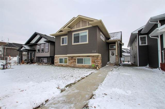 259 Lancaster Drive, Red Deer, AB T4R 0R1 (#A1048438) :: The Cliff Stevenson Group
