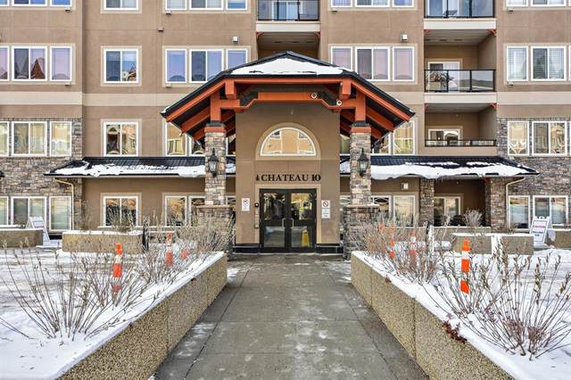 10 Discovery Ridge Close SW #513, Calgary, AB T3H 5X3 (#A1048449) :: Canmore & Banff