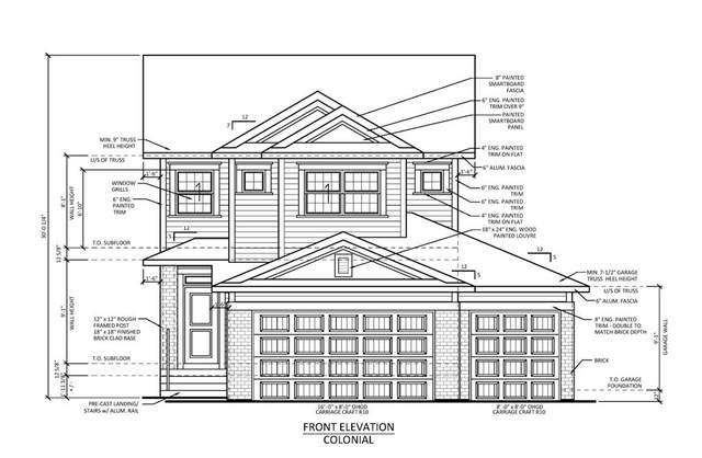 280 Sandpiper Boulevard, Chestermere, AB T1X 1B1 (#A1048481) :: Redline Real Estate Group Inc