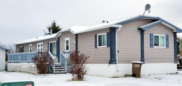 #25, 2501 41 Avenue, Athabasca Town, AB T9S 1P5 (#A1048513) :: Canmore & Banff