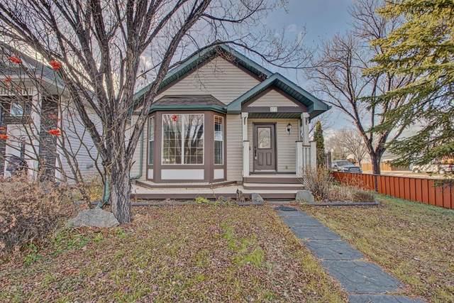 277 Mt Allan Circle SE, Calgary, AB T2Z 2S2 (#A1048551) :: Redline Real Estate Group Inc