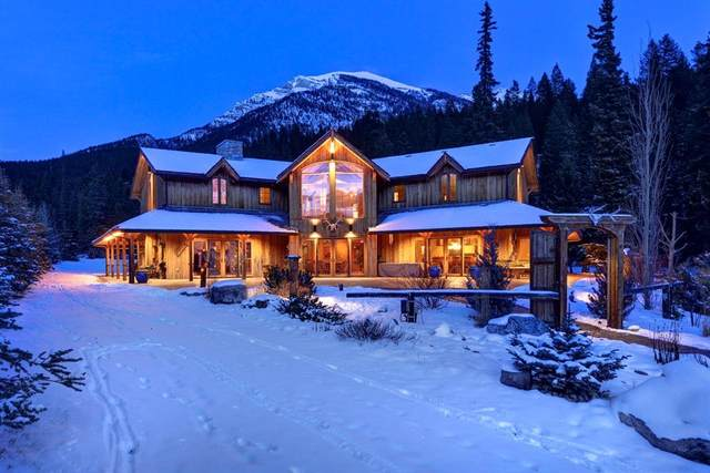 17 Canyon Road, Canmore, AB T1W 1G3 (#A1048587) :: Redline Real Estate Group Inc