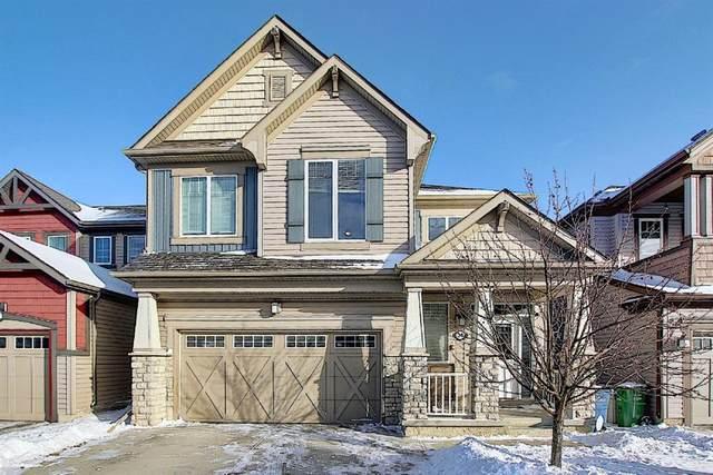 34 Windcreek Terrace SW, Airdrie, AB T4B 0Y4 (#A1048629) :: Redline Real Estate Group Inc