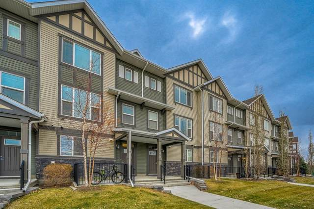 270 New Brighton Walk SE, Calgary, AB T2Z 5C7 (#A1048636) :: Redline Real Estate Group Inc