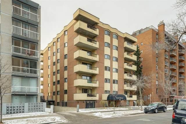 1311 15 Avenue SW #101, Calgary, AB T3C 0X8 (#A1048673) :: Western Elite Real Estate Group