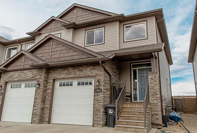 14933 102A Street, Rural Grande Prairie No. 1, County of, AB T8X 0J8 (#A1048688) :: The Cliff Stevenson Group