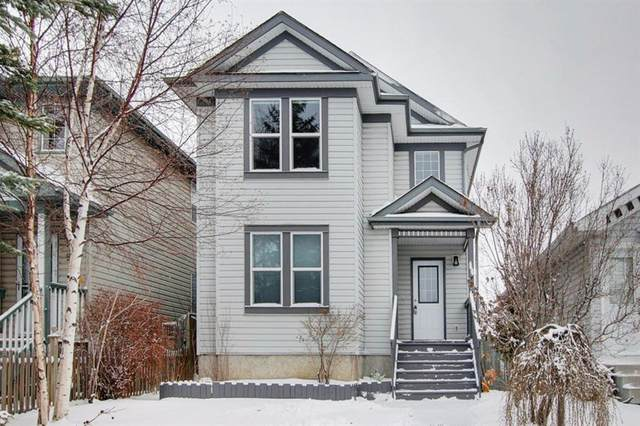 96 Country Hills Way NW, Calgary, AB T3K 4W3 (#A1048750) :: Redline Real Estate Group Inc