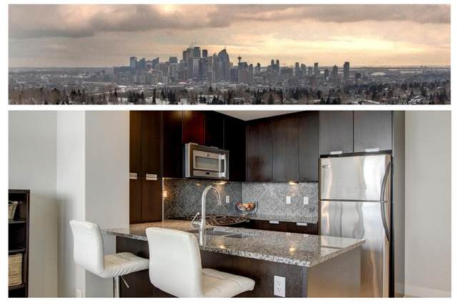 99 Spruce Place SW, Calgary, AB T3C 3X7 (#A1048761) :: Western Elite Real Estate Group