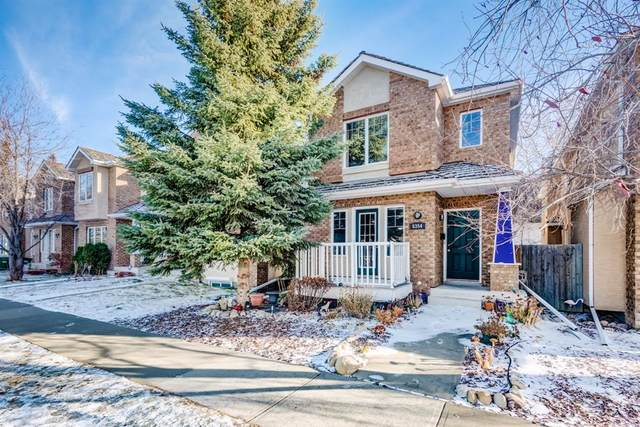 5354 53 Street NW, Calgary, AB T3A 3S5 (#A1048774) :: Redline Real Estate Group Inc