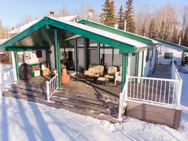 346 Carefoot Road, Rural Athabasca County, AB T9S 1R9 (#A1048837) :: Redline Real Estate Group Inc