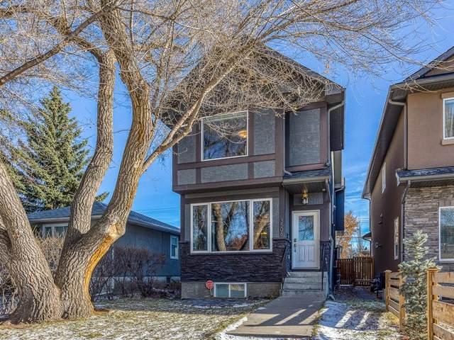 3506 2 Street NW, Calgary, AB  (#A1048855) :: Redline Real Estate Group Inc
