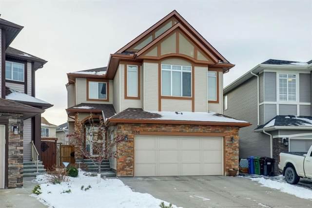1036 Brightoncrest Green SE, Calgary, AB T2Z 1G8 (#A1048885) :: Redline Real Estate Group Inc