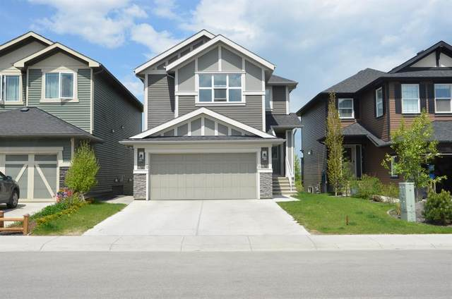 126 Fireside Place, Cochrane, AB T4C 0R4 (#A1048926) :: Redline Real Estate Group Inc
