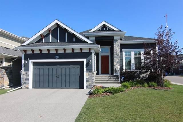 72 Aspen Vista Way SW, Calgary, AB T3H 0Y9 (#A1048959) :: Redline Real Estate Group Inc
