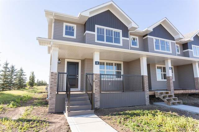 10 Oxford Boulevard, Penhold, AB T0M 1R0 (#A1048979) :: Canmore & Banff