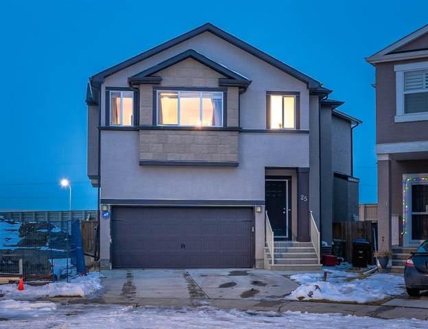 25 Covecreek Mews NE, Calgary, AB T3K 0V8 (#A1048995) :: The Cliff Stevenson Group
