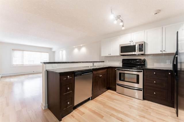 716 3 Avenue NW #308, Calgary, AB T2N 0J1 (#A1049041) :: The Cliff Stevenson Group