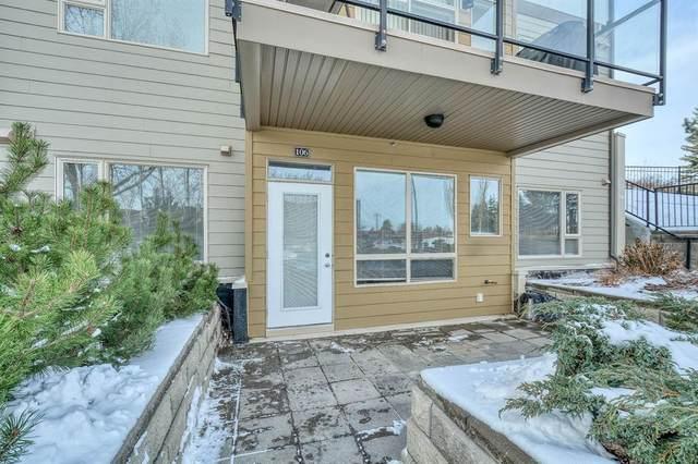 4303 1 Street NE #106, Calgary, AB T2E 7M3 (#A1049059) :: Redline Real Estate Group Inc