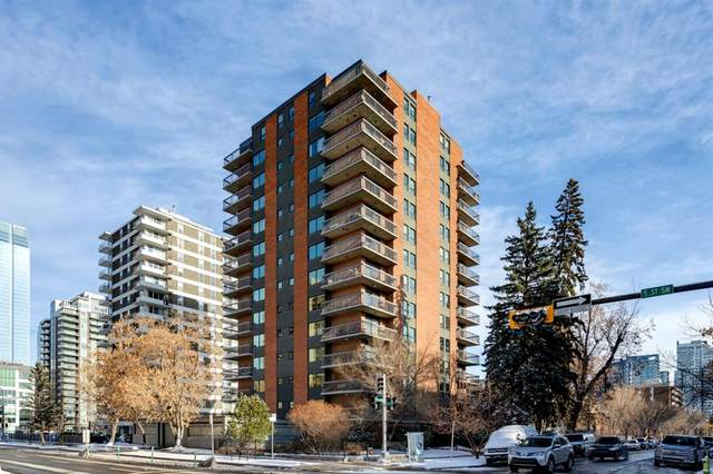540 14 Avenue SW #610, Calgary, AB T2R 0M6 (#A1049085) :: Calgary Homefinders