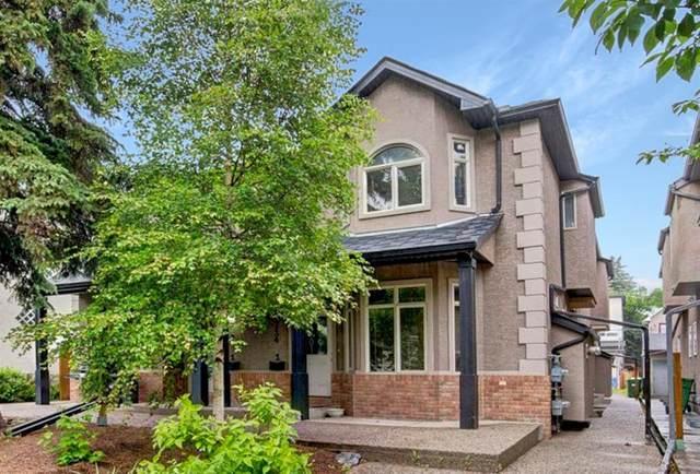 714 56 Avenue SW, Calgary, AB T2V 0H1 (#A1049159) :: The Cliff Stevenson Group