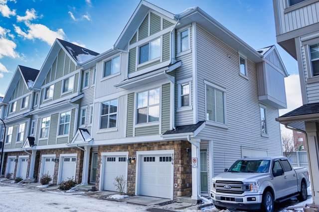 164 New Brighton Point SE, Calgary, AB T2Z 1B7 (#A1049220) :: Redline Real Estate Group Inc
