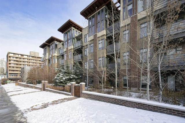 1720 10 Street SW #212, Calgary, AB  (#A1049247) :: Redline Real Estate Group Inc