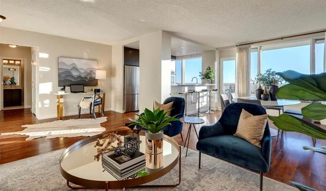 3339 Rideau Place SW #709, Calgary, AB T2S 1Z5 (#A1049249) :: Redline Real Estate Group Inc