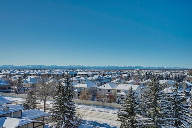7030 Coach Hill Road SW #362, Calgary, AB T3H 1E4 (#A1049308) :: The Cliff Stevenson Group