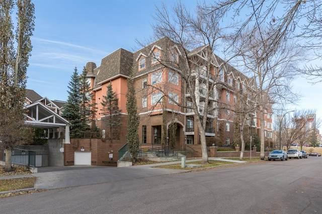 59 22 Avenue SW #110, Calgary, AB T2S 3C7 (#A1049416) :: Redline Real Estate Group Inc