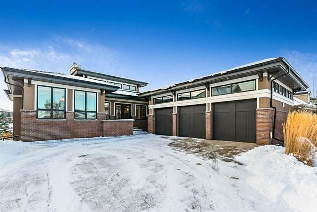58 Whispering Springs Way, Heritage Pointe, AB T1S 4K6 (#A1049439) :: Redline Real Estate Group Inc