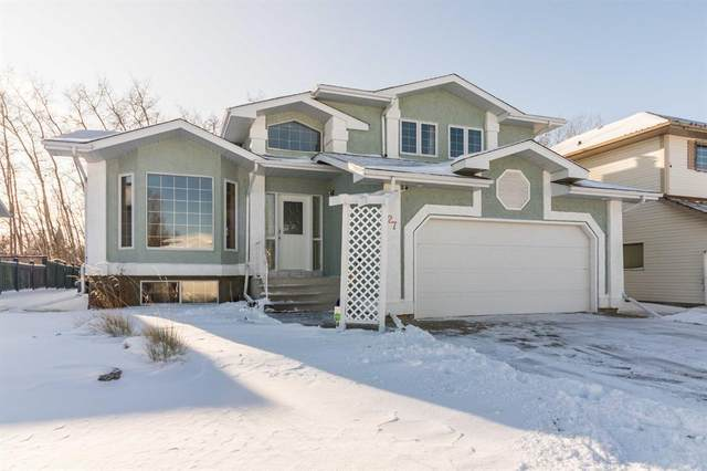 27 Willow Springs Crescent, Sylvan Lake, AB T4S 1G1 (#A1049441) :: Redline Real Estate Group Inc