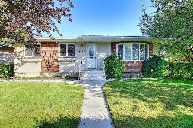 3936 Vancouver Crescent NW, Calgary, AB T3M 0M1 (#A1049443) :: Redline Real Estate Group Inc