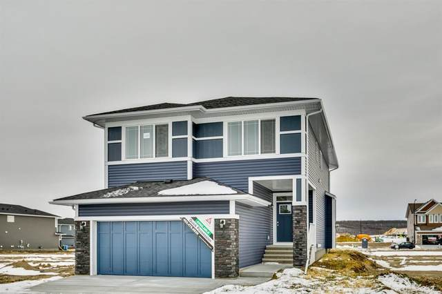 109 Creekside Way SW, Calgary, AB T2X 4A9 (#A1049475) :: Canmore & Banff