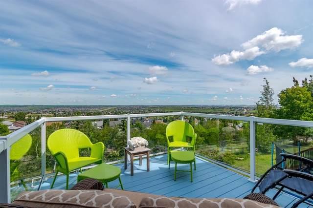 208 Macewan Park View NW, Calgary, AB T3K 4K3 (#A1049505) :: Redline Real Estate Group Inc