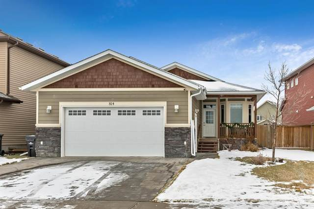 814 Hampshire Way NE, High River, AB T1V 0E4 (#A1049551) :: Redline Real Estate Group Inc
