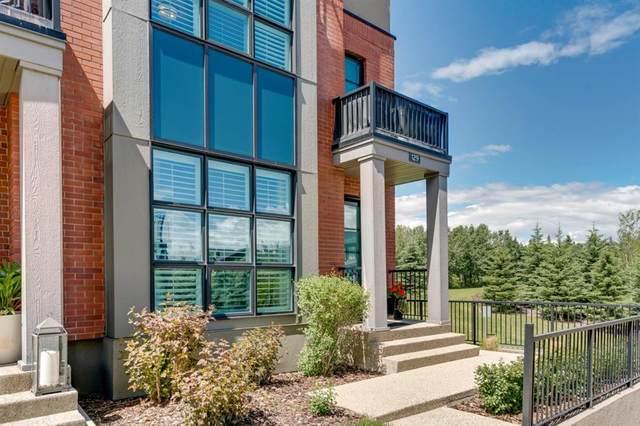 129 Aspen Meadows Hill SW, Calgary, AB T3H 0G3 (#A1049597) :: Redline Real Estate Group Inc