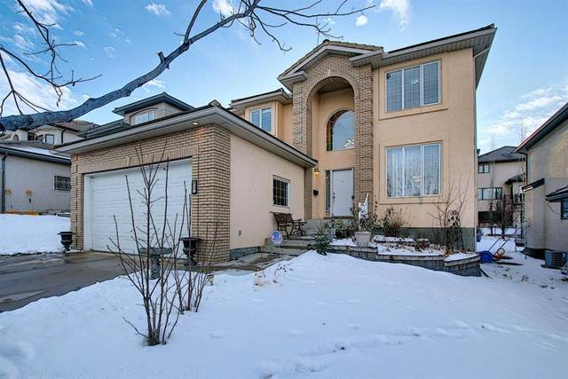 4537 Hamptons Way NW, Calgary, AB T3A 5H7 (#A1049631) :: Canmore & Banff