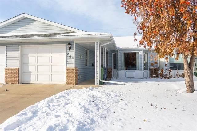 248 Ebert Close, Red Deer, AB T4R 2C5 (#A1049651) :: The Cliff Stevenson Group