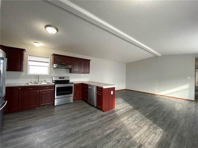 1101 84 Street NE #76, Calgary, AB T2A 7X2 (#A1049745) :: Redline Real Estate Group Inc