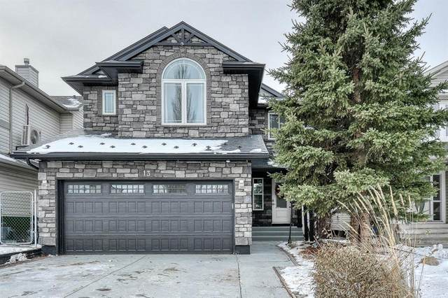 13 Country Hills Green NW, Calgary, AB T3K 4Y4 (#A1049772) :: Redline Real Estate Group Inc