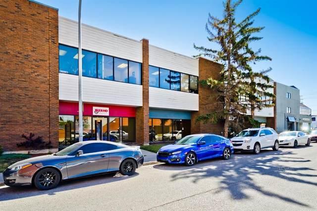 5810 2 Street SW, Calgary, AB T2H 0H2 (#A1049779) :: Calgary Homefinders